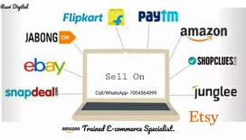 We have requirement for MIS CUM E-commerce Online selling knowledge