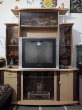 TV With Showcase