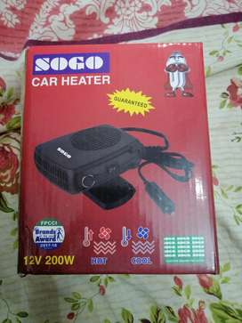 Sogo car heater