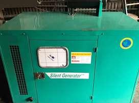 Fuel Efficient Pollution Free Silent Generators