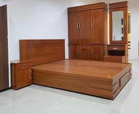 Bedroom set (Onam offer)