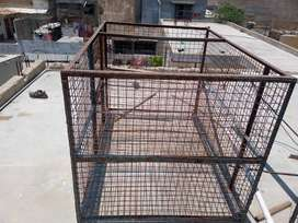 Cage 2 portion