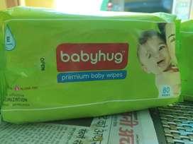 Babyhug wipes
