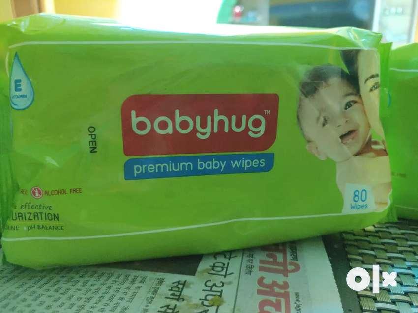 Babyhug wipes 0
