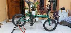 "Fnhon Zephyr green ""RARE"" Color"
