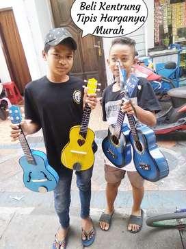 Gitar Kentrung Tipis Murah