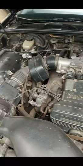 Jual mesin toyota crown 2jz.3000 cc.manual..