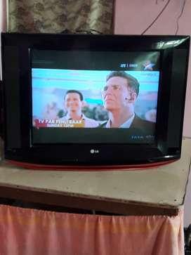 Brand:LG,model:29FU6RG,type:coloured,CRT TV.