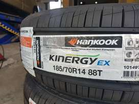 GREAT SALE BAN AVANZA XENIA HANKOOK Kinergy Ex UKURAN 185/70 R14