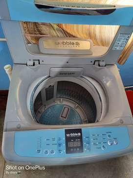 Samsung 6.2 kg fully automatic washing machine, Almost New
