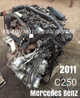 Mercedes Benz C 250 Used engine Used car parts