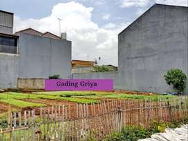 Kavling Kelapa Gading Griya (18x25m) Harga Murah