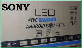 Diwali offer 4K Full HD New Led TV All Size  complete Warranty 1 Year