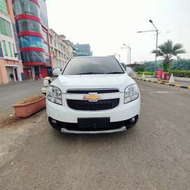 Chevrolet orlando LT 2015 tdp 50 jt nego