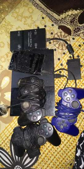 Ps2 good condition many game include