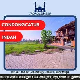 Cicil 6x Non Bunga Kavling Matang Condongcatur Indah