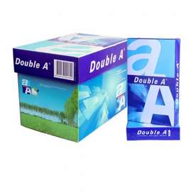 Double A Paper A4 Size 80gsm