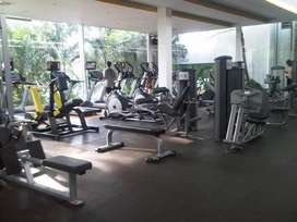 Rubber floor gym & playground terbaik