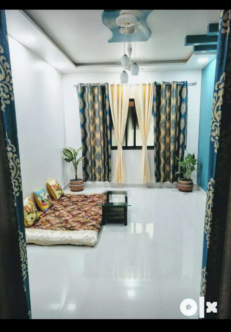 Recently renovated 1BHK flat for sale at a very good location 0