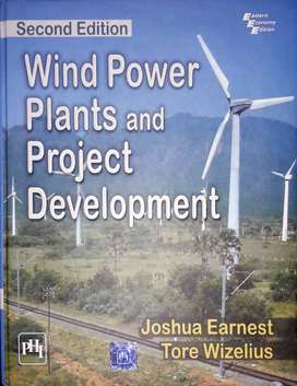 Wind Power Plants And Project Development 2nd Edition By Earnest