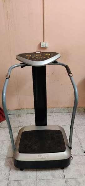 Vibration machine for weightloss