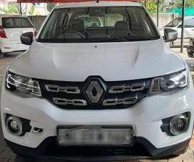 Renault Kwid 1.0 RXT AMT (O) (Automatic), 2016, Petrol
