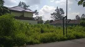 Tanah strategis di utara Jogja Bay Maguwoharjo