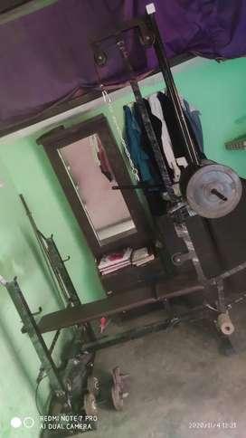 20 in 1 gym machine