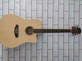 Gitar cole clack doble side kokoh