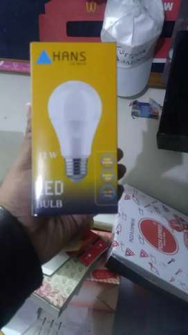 LED bulb all types and SMD lights and other electric items.