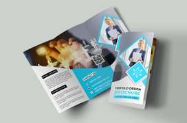 I will design amazing flyer, poster, brochure, postcard