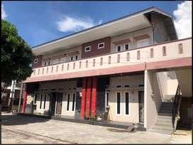 Rumah Exclusive semi Apartemen Delima Srikandi Pekanbaru