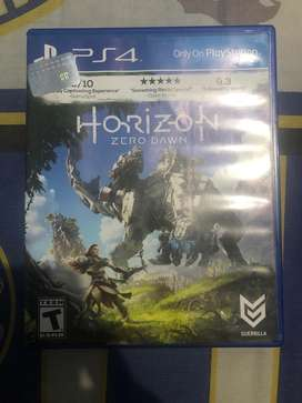 Kaset ps4 Horizon zero down