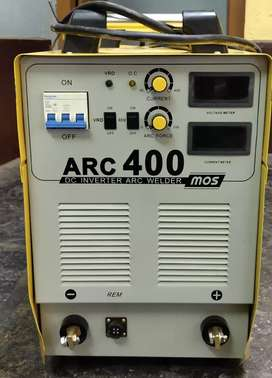 Toshon DC inverter ARC 400 welder MOS