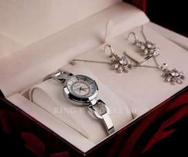 Brand New watch set for girls and women
