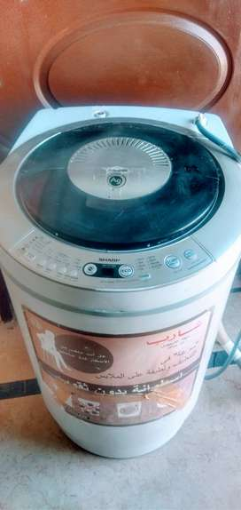 Sharp Full Automatic Washing machine for sale