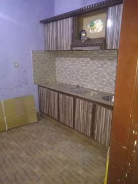 Mehmoodabad  2 bed attached bath 2 side galaxy west lopen for rent