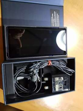 Samsung Note 9 6/128gb Fullset Murah Jaksel