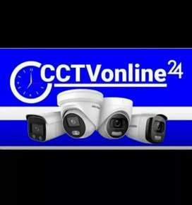 PERLENGKAPAN CCTV FULL HD, FULL INFRARED, HARGA GROSIR DAN ECER