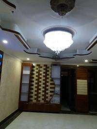 3bhk flat with modular kitchen & car parking,Furnished ,90% loan