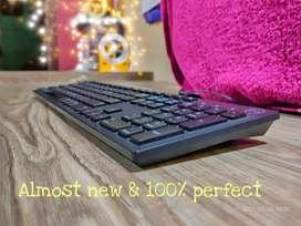 Dell laptop or desktop keyboard   Almost new