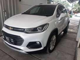 For Sale Chevrolet TRAX 1.4 Turbo LTZ 2017 A/T Km 40 Ribu