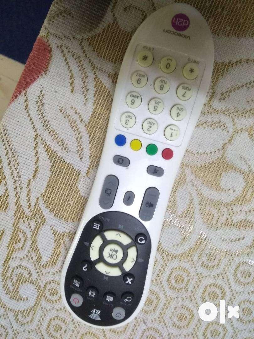 Videocon D2h HD 0