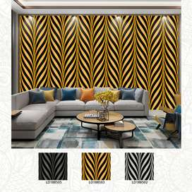 Wallpapers for offices and home walls renovation