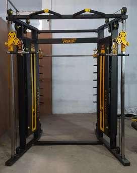 Gym full new branded setup for sale ( manufacturer)