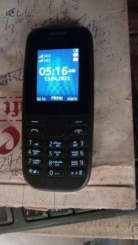 Nokia 105 3 days used