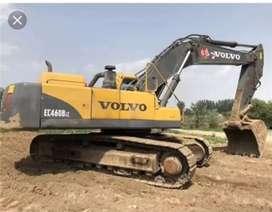 Volvo 460 Excavator  New Condition