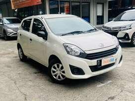 KM 1rb Antik!! Like NEW Daihatsu ayla d plus 1.0 Manual 2020
