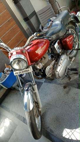 Red electra bullet 2008 model in good condition