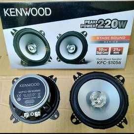 Speaker 4 Inch Kenwood KFC S1056 Stage Sound Series Original